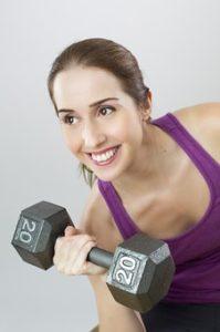 2-jakoinen treeniohjelma naisille
